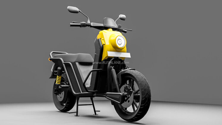 Bounce recently launched an electric two wheeler