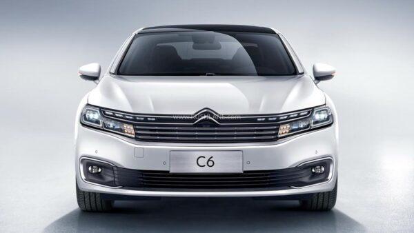 Citroen CC26 Sedan