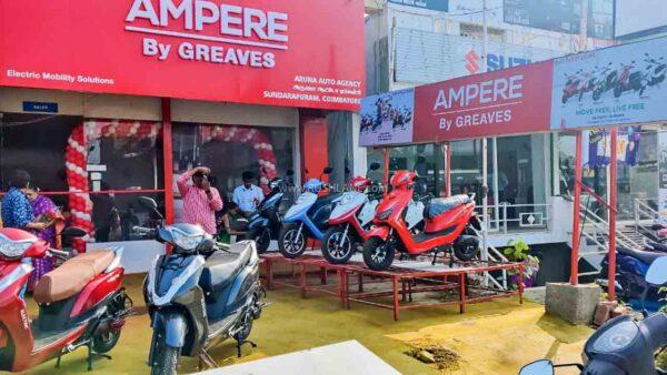 Ampere Electric Dealer