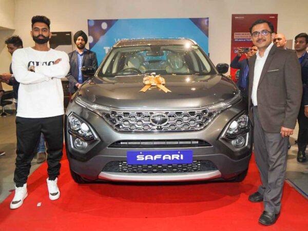 New Tata Safari First Owner
