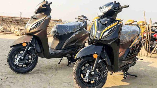 Honda Activa 2021