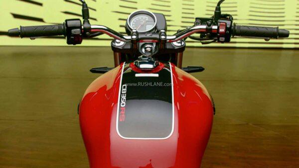 New Honda CB350RS