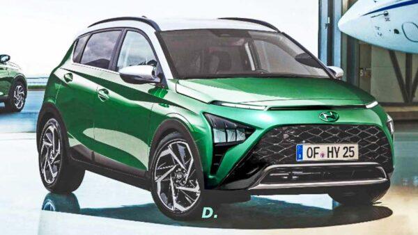 New Hyundai i20 Based SUV
