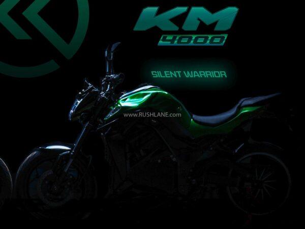 Kabira KM4000 Electric Motorcycle