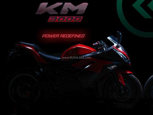 Kabira KM3000 Electric Motorcycle