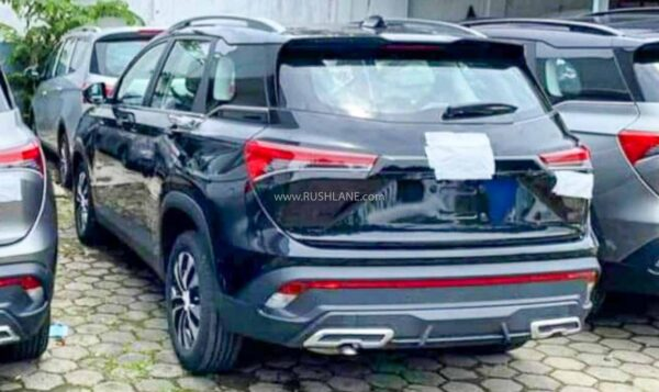 MG Hector based Wuling Almaz RS