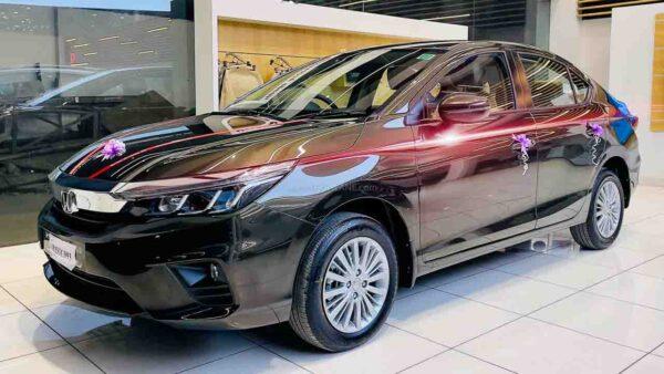 Honda City Sales Jan 2021
