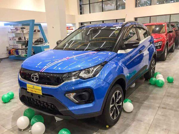 Tata Nexon Retail Sales Jan 2021