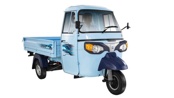 Piaggio Ape Electric Cargo 3 Wheeler