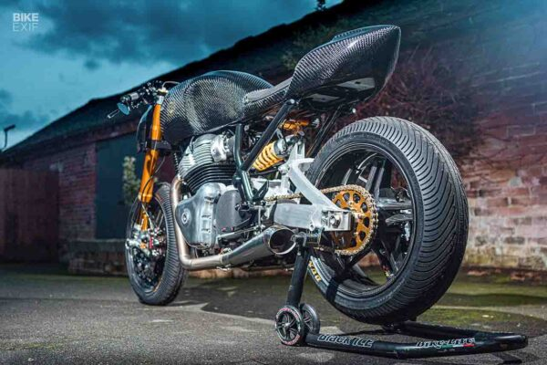 Royal Enfield Continental GT 650 Modified