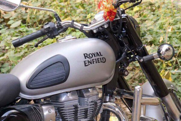 Royal Enfield Sales Jan 2021