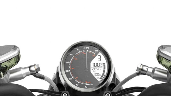 SuperSoco TV Wanderer Electric Motorcycle