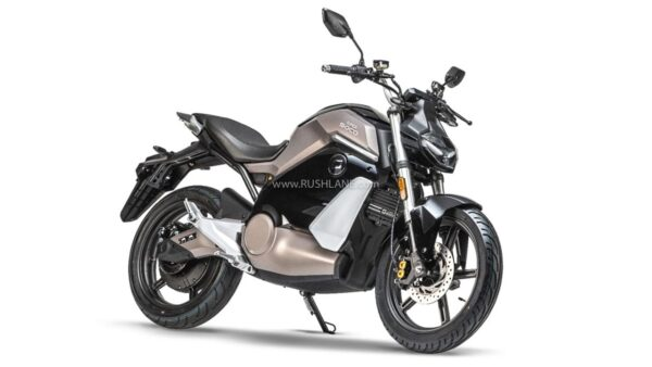SuperSoco TS Street Hunter Electric Motorcycle