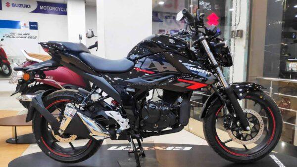 Suzuki Gixxer Price Feb 2021