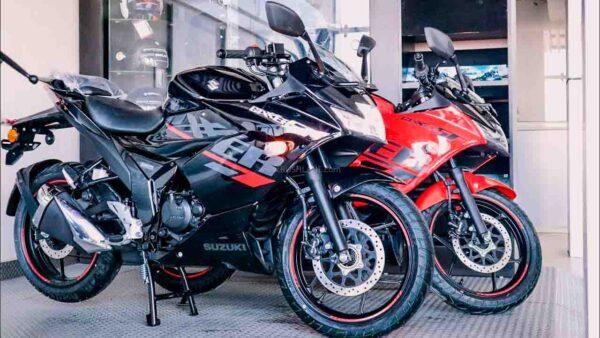 2021 Suzuki Gixxer
