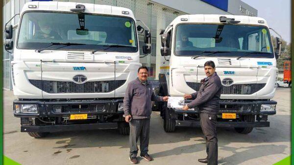 Tata Trucks sales