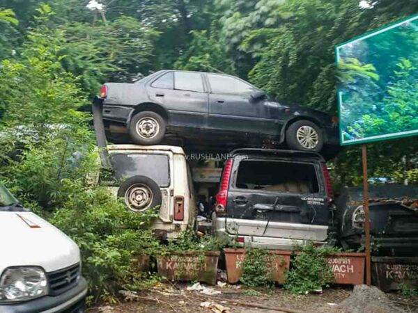 Vehicle Scrappage Police India 2021