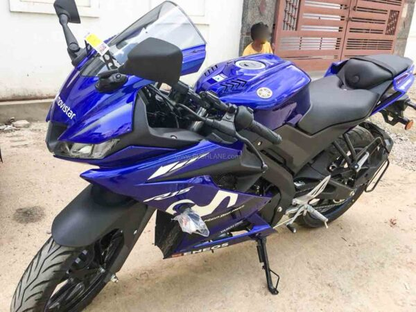 Yamaha R15 New