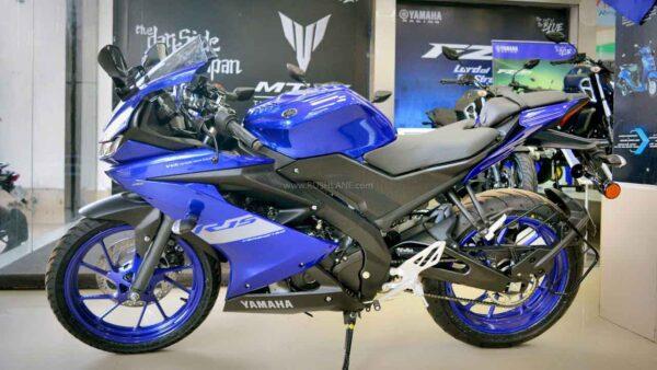 Yamaha R15 V3 Sales