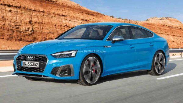 2021 Audi S5 Sportback