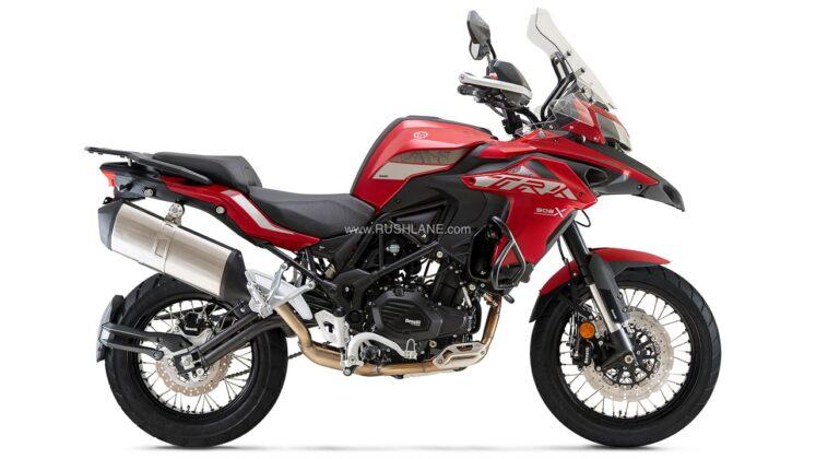 2021 Benelli 502X