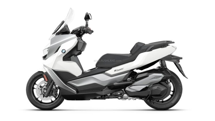 BMW C400GT for India