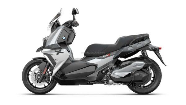 2021 BMW C400X