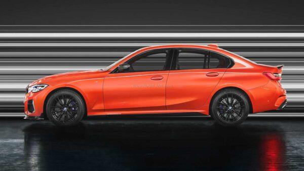 2021 BMW M340i