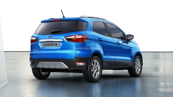 2021 Ford EcoSport SE for India