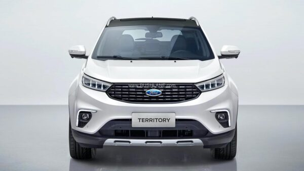 2021 Ford Territory
