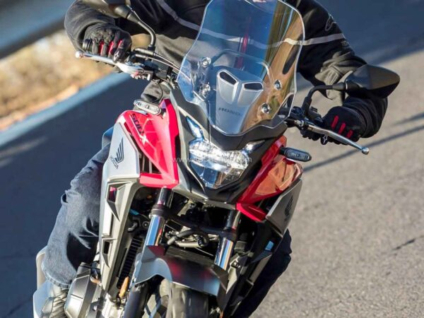 2021 Honda CB500X launched in India via CKD route