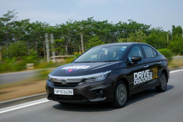 Honda Drive To Discover X