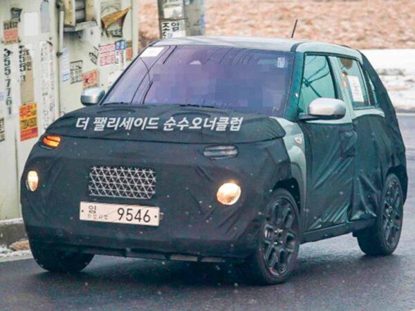 Hyundai AX1