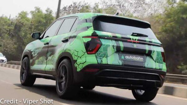New Hyundai Creta Modified