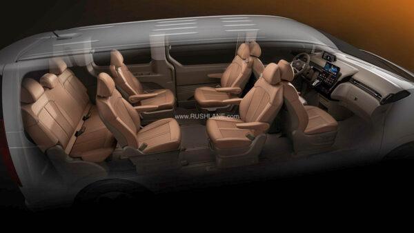 Hyundai Staria MPV