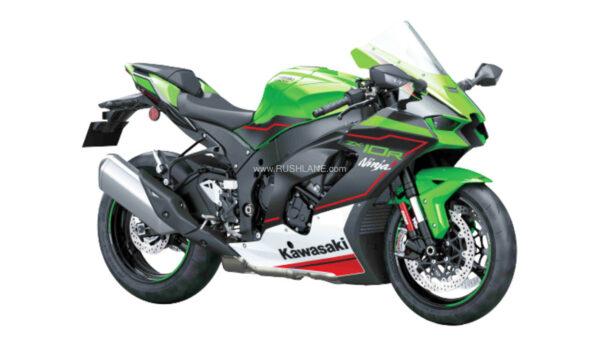 2021 Kawasaki Ninja ZX10R BS6
