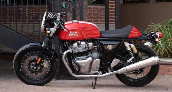 2021 Royal Enfield 650