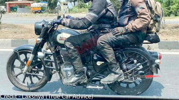 2021 Royal Enfield Classic 350 with Alloys