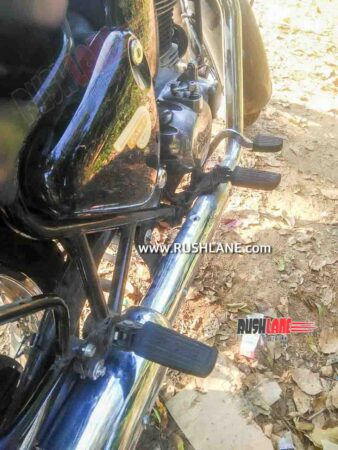 2021 Royal Enfield Classic 350 New Exhaust System