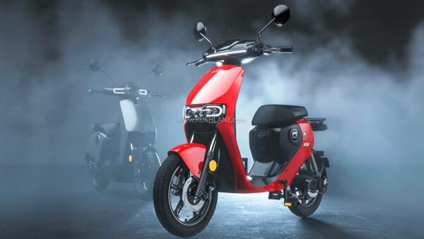 SuperSoco CUmini Electric Scooter For India