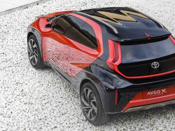 2021 Toyota Aygo X Concept