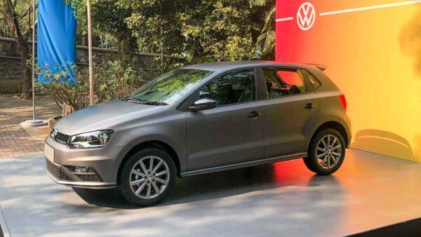 2021 Volkswagen Polo Matt Edition