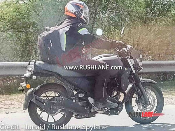 2021 Yamaha XSR 250 Spied Testing