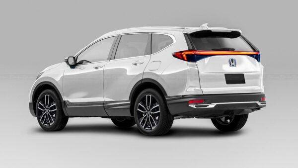 2022 Honda CRV New Gen