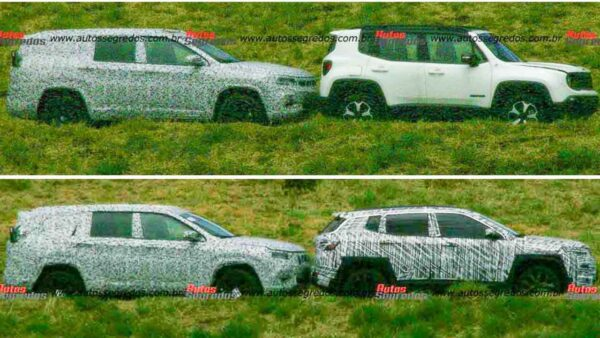2022 Jeep Compass 5 and 7 Seater