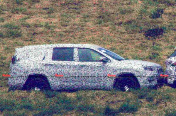 2022 Jeep H6 - Compass 7 Seater (Toyota Fortuner Rival)