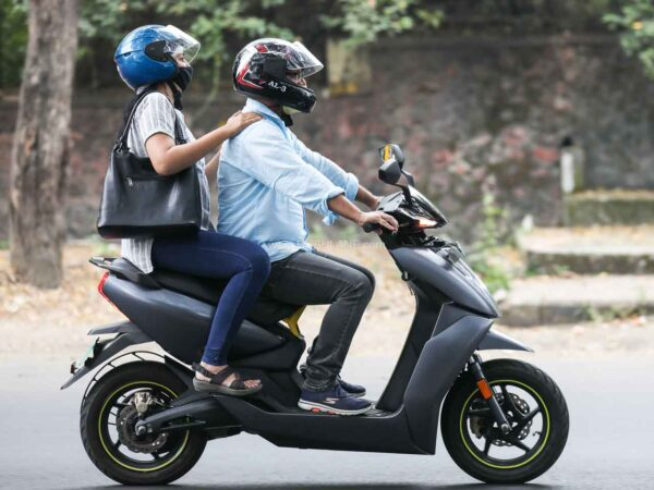 Ather Electric Scooter In Jaipur