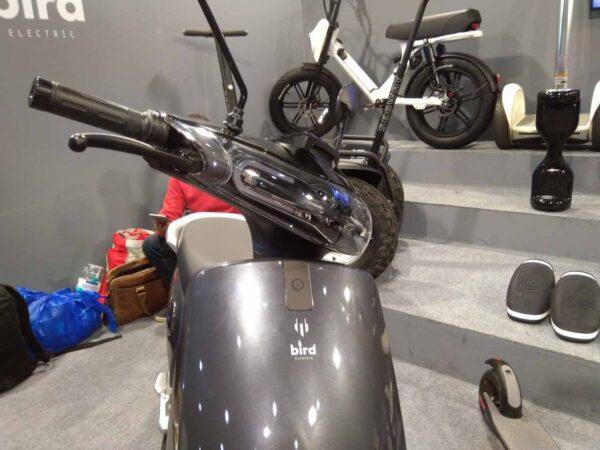 Bird ES1 + electric scooter