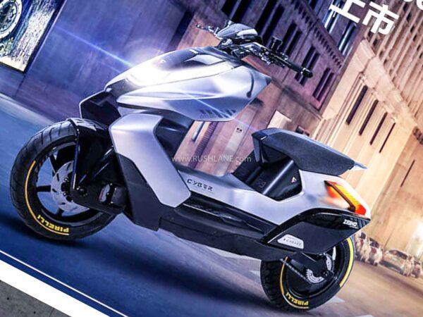 CFMOTO ZEEHO Electric Scooter