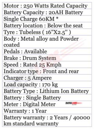 Detel Easy Plus Electric